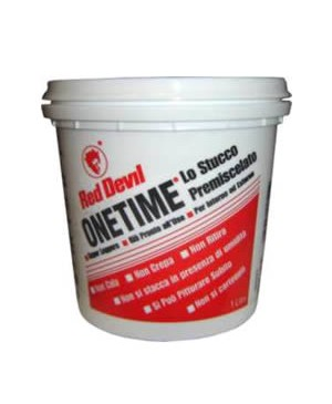 STUCCO ONE TIME RED DEVIL SUPER LEGGERO LT.4