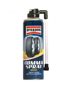 AREXONS RIPARA GOMMA SPRAY ML.300