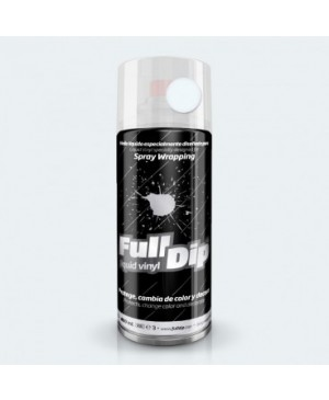 FULL DIP SPRAY WRAP PLASTI DIP 400 ML BIANCO OPACO