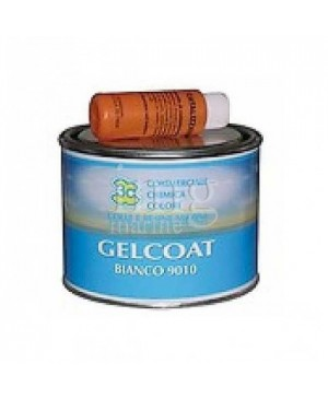 GELCOAT BIANCO KG.1 (con catalizzatore)