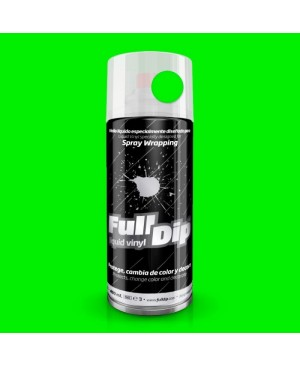 FULL DIP SPRAY WRAP PLASTI DIP 400 ML VERDE MONSTER