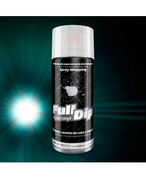 FULL DIP SPRAY WRAP PLASTI DIP 400 ML TRASPARENTE LUCIDO