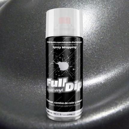 FULL DIP SPRAY WRAP PLASTI DIP 400 ML ANTRACITE METALLIZZATO