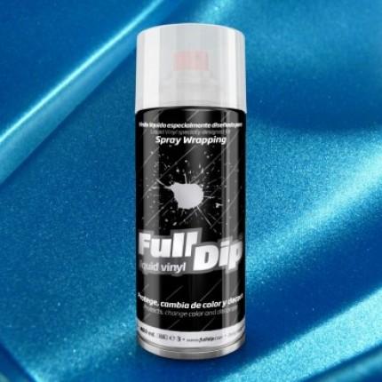 FULL DIP SPRAY WRAP PLASTI DIP 400 ML BLU METALLIZZATO