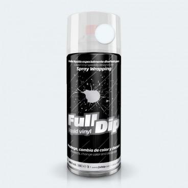 FULL DIP SPRAY WRAP PLASTI DIP 400 ML BIANCO OPACO