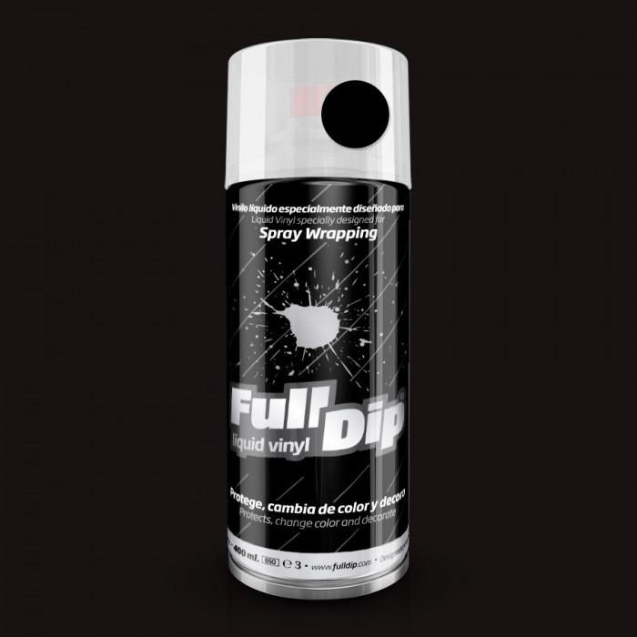 FULL DIP SPRAY WRAP PLASTI DIP 400 ML NERO OPACO