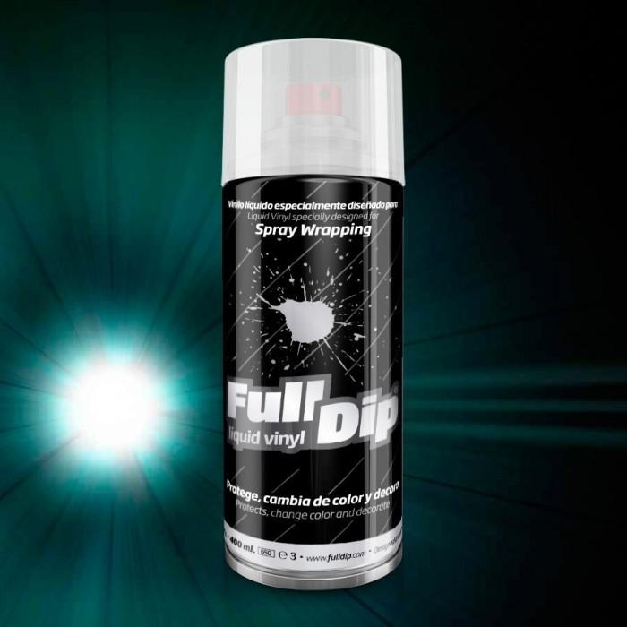 FULL DIP SPRAY WRAP PLASTI DIP 400 ML TRASPARENTE LUCIDO