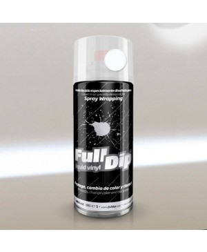 FULL DIP SPRAY WRAP PLASTI DIP 400 ML BIANCO PERLA