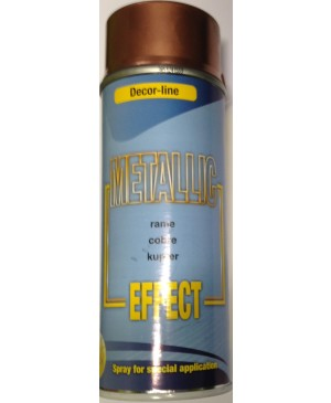 SPRAY METALLIC ML.400 (TUTTI I COLORI)