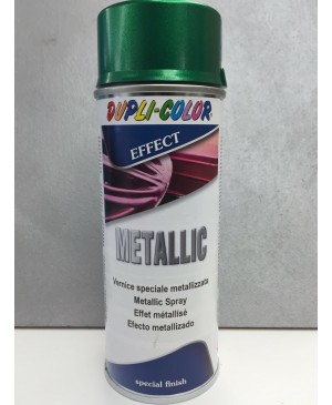 SPRAY METALLIC VERDE ML.400