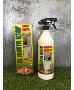 MUFFA STOP GREEN SPRAY lT.1