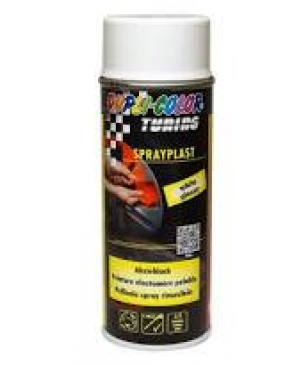 SPRAY PLAST (PLASTI DIP) BIANCO SEMI-LUCIDO ML.400